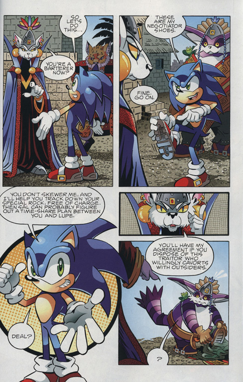 Sonic - Archie Adventure Series August 2010 Page 20