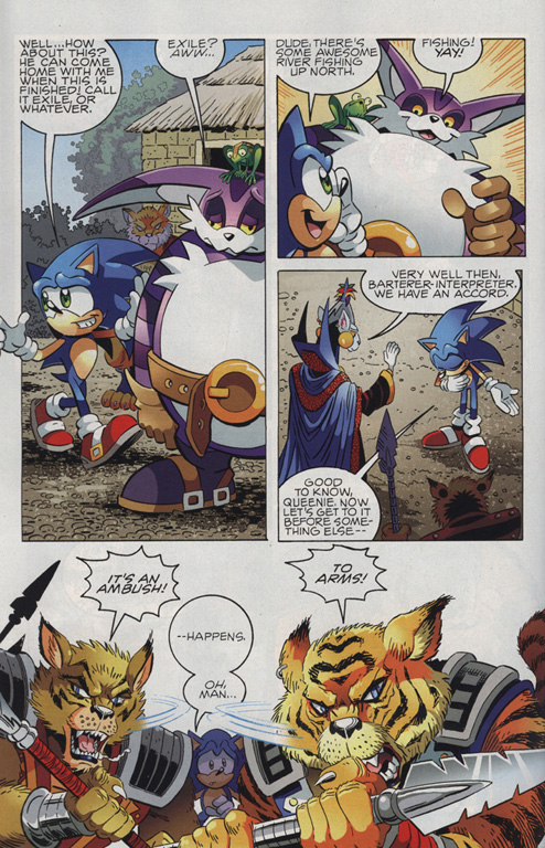 Sonic - Archie Adventure Series August 2010 Page 21
