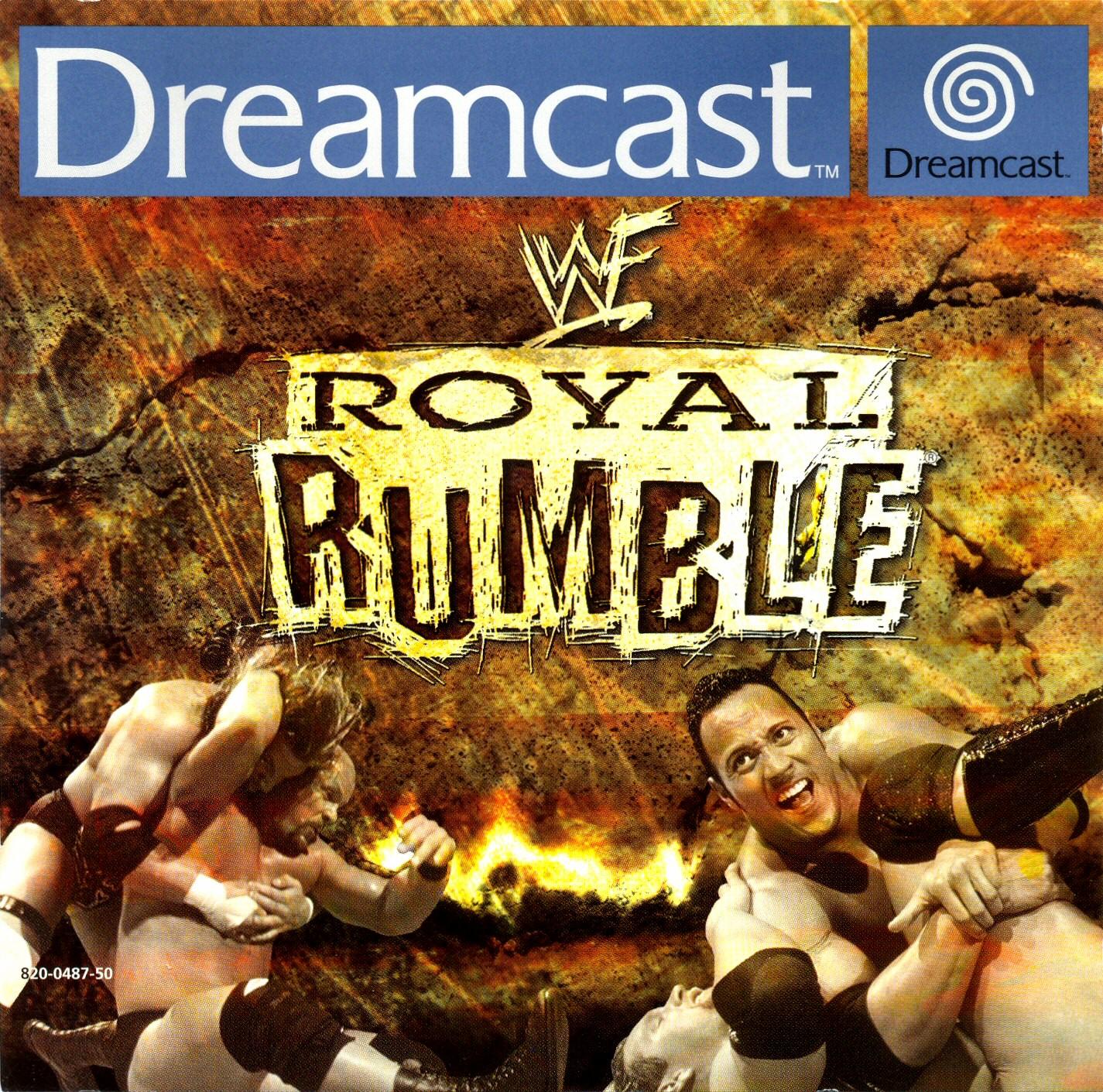 royal rumble game free Download WWF: Royal Rumble 2000 torrent or any