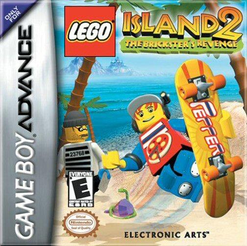 Lego island 2 the brickster s revenge u mode7 rom