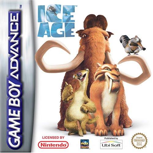 دانلود بازی عصر یخ بندان Ice Age نسخه خیلی کم حجم gba