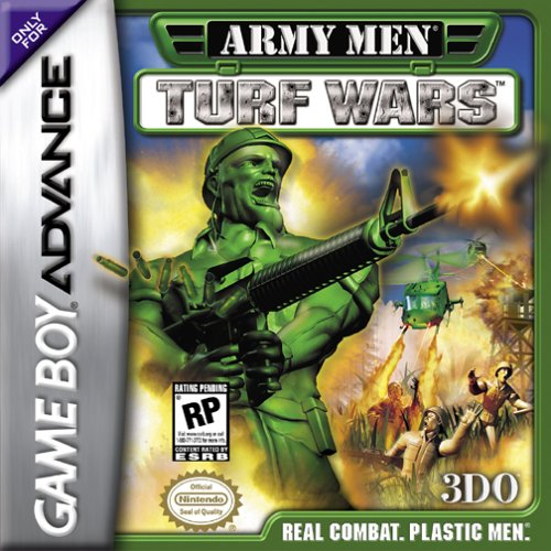 Army Men : Turf Wars GBA