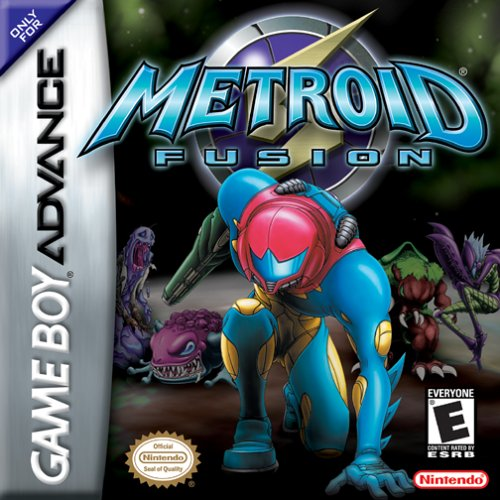 Metroid - Fusion (U)(GBANow) Box Art