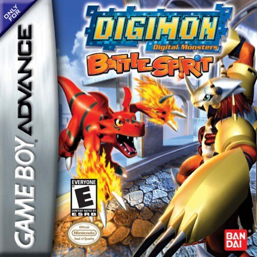 Digimon Battle Spirit (U)(Noitami) Box Art