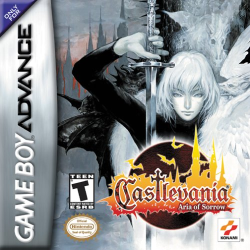 Castlevania free download gba