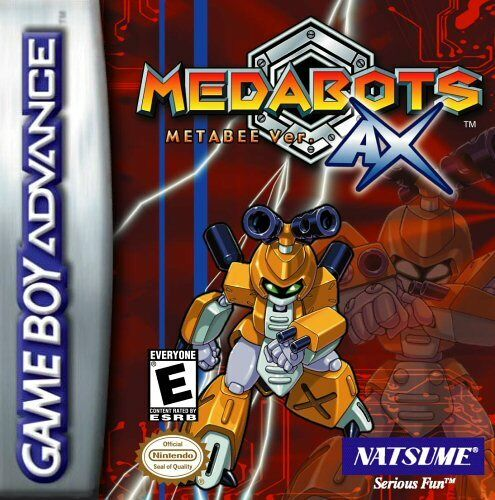 Medabots AX - Metabee Version (E)(Rising Sun) Box Art