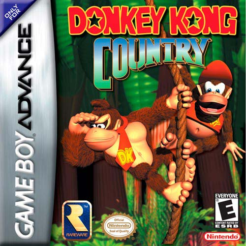 Donkey Kong Country 2 ROM - GBA Game Download