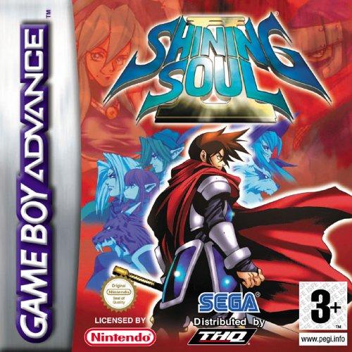 Shining Soul II GBA