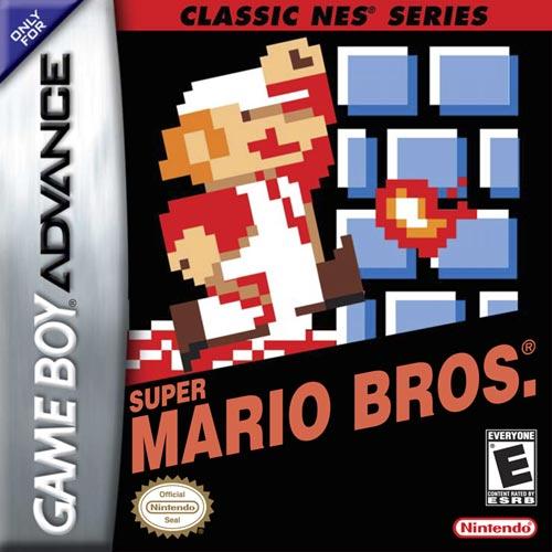 Super Mario Bros. GBA