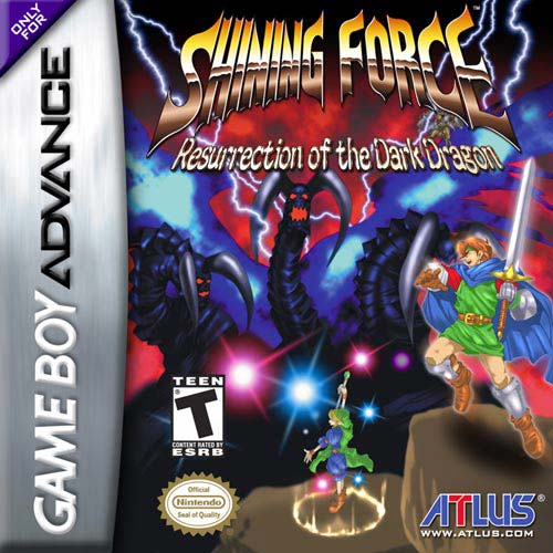 Shining Force - Resurrection of the Dark Dragon (U)(TrashMan) Box Art