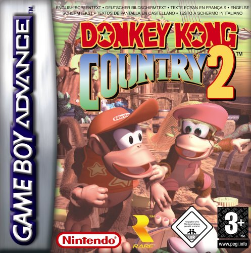 Download De Donkey Kong Country 2 Gba