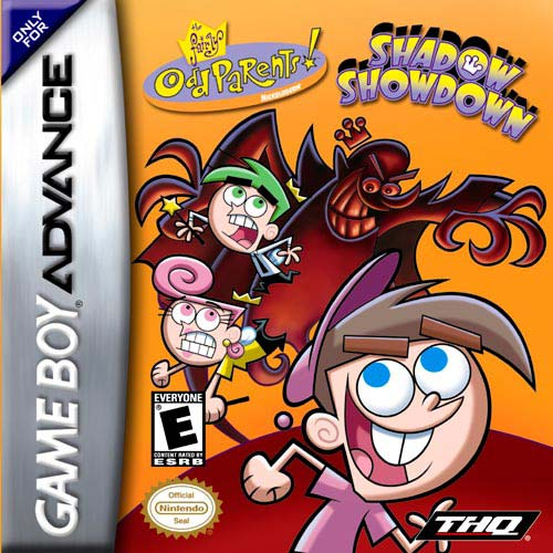 The Fairly Odd Parents! Shadow Showdown 1671