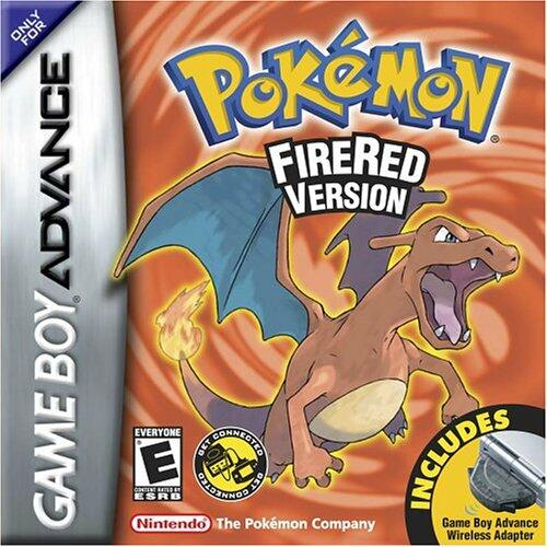 Pokemon Fire Red (U)(Independent) Box Art