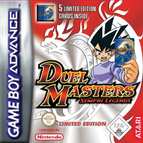 Duel Masters - Sempai Legends ROM Download for   - Free ROMS