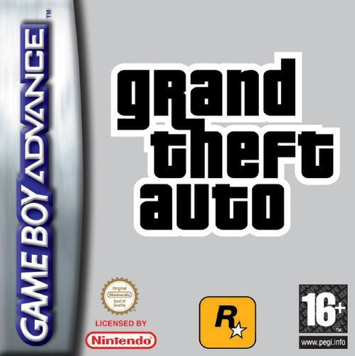 Grand Theft Auto Advance (E)(Rising Sun) Box Art