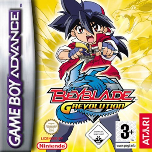 Beyblade G-Revolution (E)(Rising Sun) Box Art