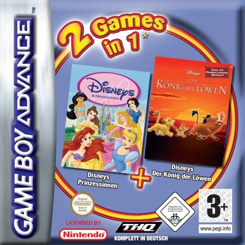 دانلود بازیهای Disney's Girls Pack برای GBA