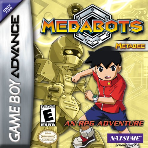 Medabots - Metabee Version (U)(Oldskool) Box Art