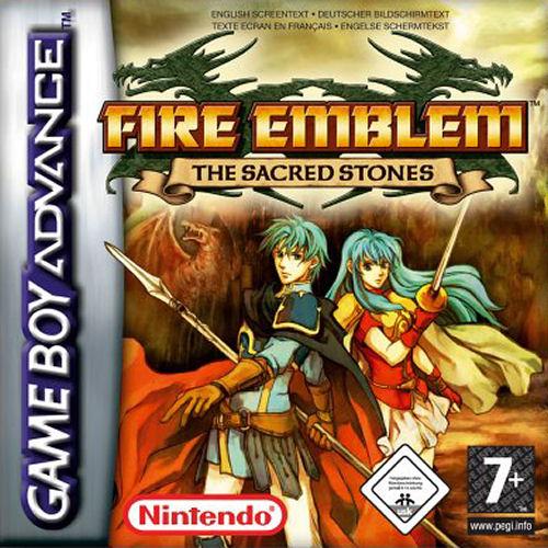 Fire Emblem - GBA - ROM Download | PortalRoms.com