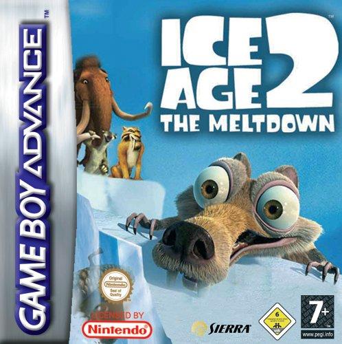 دانلود بازی عصر یخ بندان 2 کم حجم gba برای کامپیوتر