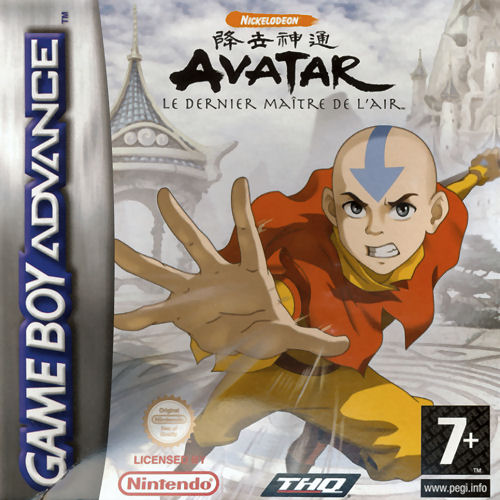 The Legend Of Aang (E)(Sir VG) ROM