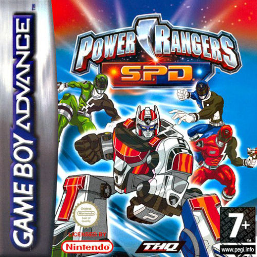 power rangers spd e independent rom