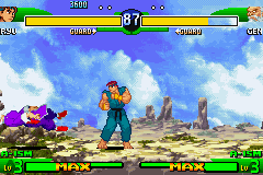 Street Fighter Alpha 3 (E)(Quartex) Snapshot