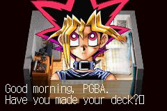 Yu-Gi-Oh! - The Sacred Cards (U)(Venom) Snapshot