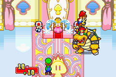 Mario And Luigi Superstar Saga (E)(Menace) Snapshot