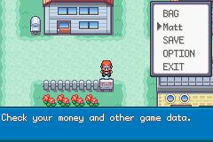 Pokemon Fire Red (U)(Independent) Snapshot