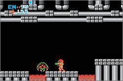 Classic NES - Metroid (U)(BatMan) Snapshot