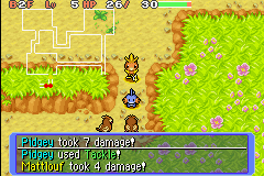 Pokemon Mystery  Dungeon - Red Rescue Team (U)(RDG) Snapshot