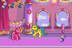 My Little Pony Crystal Princess - The Runaway Rainbow (U)(Rising Sun) Snapshot
