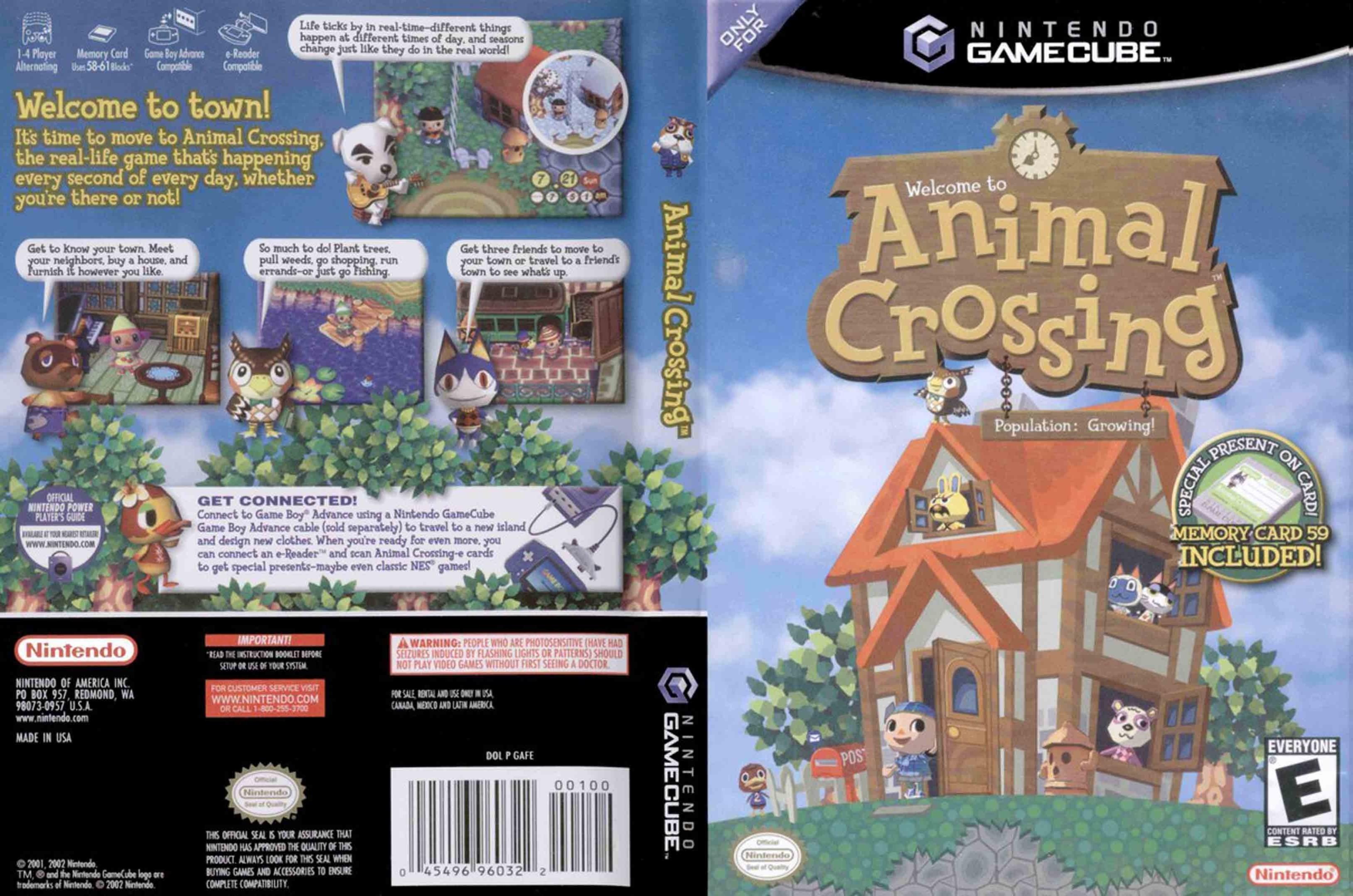 Animal Crossing (Australia) ISO
