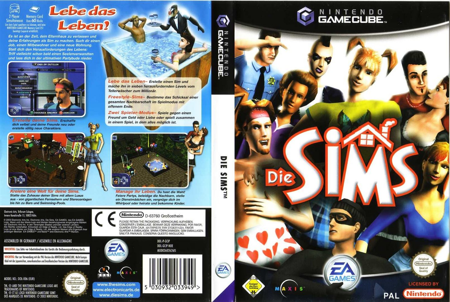 The Sims ISO