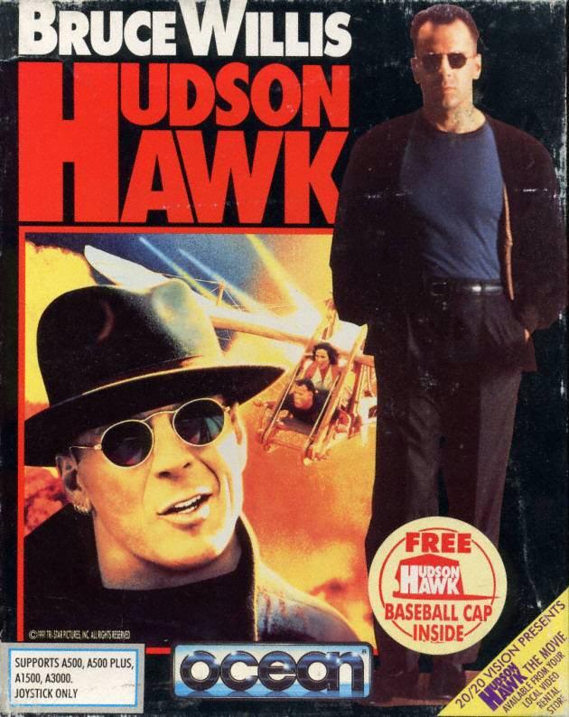 Hudson Hawk ROM