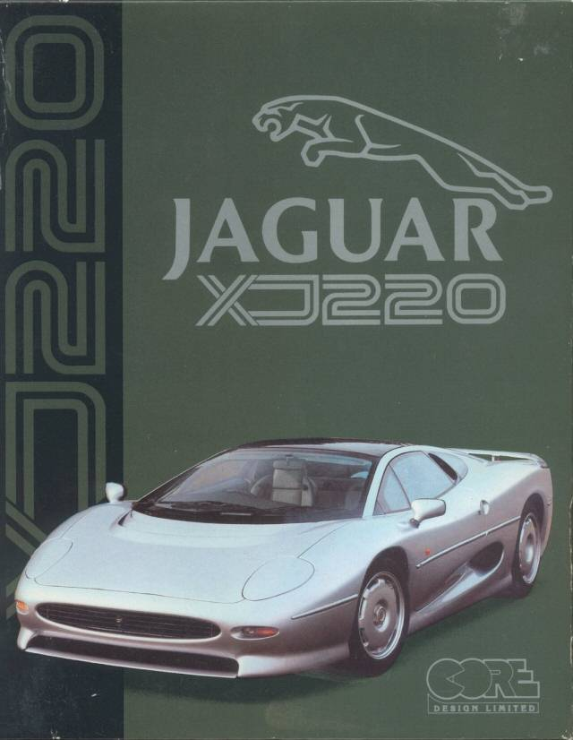 Approved Jaguar Xj >> Jaguar XJ220 ROM