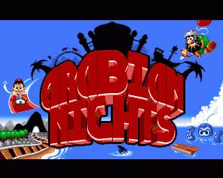 Arabian Nights ROM