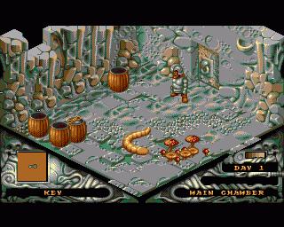 Cadaver ROM < Amiga ROMs | Emuparadise