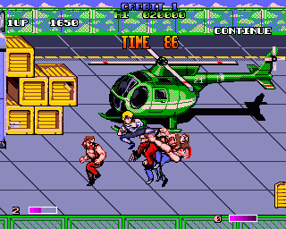 Double Dragon Ii The Revenge Rom Amiga Roms Emuparadise