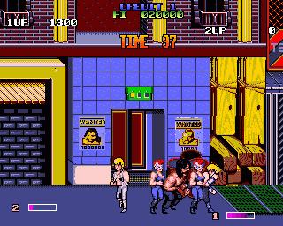 Double Dragon Ii The Revenge Rom Amiga Roms Emuparadise