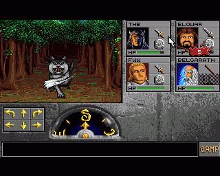 Eye of the Beholder II - The Legend of Darkmoon ROM < Amiga