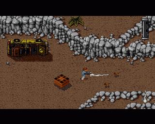 Jurassic Park ROM < Amiga ROMs | Emuparadise