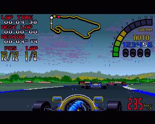 Nigel Mansell S World Championship Aga Rom