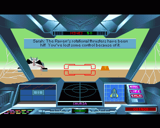 Nova 9 - The Return of Gir Draxon ROM < Amiga ROMs   Emuparadise