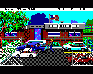 Police Quest Series - The Porting Team