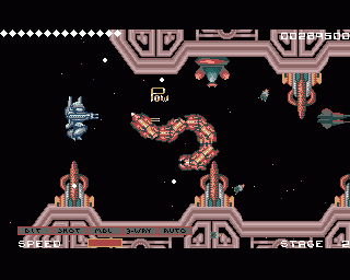 Side Arms is the best side scrolling shooter ever! - Retro