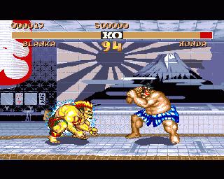 Street Fighter II - The World Warrior ROM < Amiga ROMs