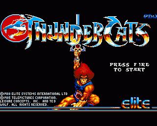 ThunderCats ROM