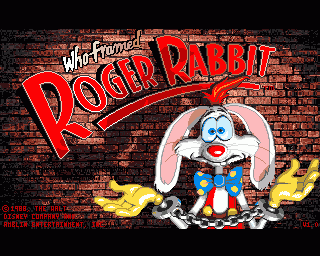 Who Framed Roger Rabbit ROM